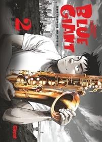 Shinichi Ishizuka - Blue Giant - Tome 02 - Tenor saxophone - Miyamoto Dai.