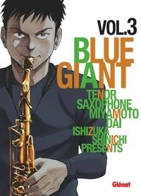 Shinichi Ishizuka - Blue Giant - Tome 03 - Tenor saxophone - Miyamoto Dai.