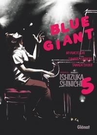 Shinichi Ishizuka - Blue Giant - Tome 05 - Tenor saxophone - Miyamoto Dai.