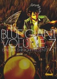 Shinichi Ishizuka - Blue Giant - Tome 07 - Tenor saxophone - Miyamoto Dai.