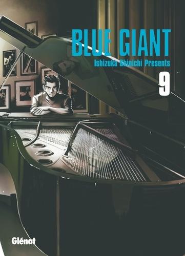 Shinichi Ishizuka - Blue Giant - Tome 09 - Tenor saxophone - Miyamoto Dai.