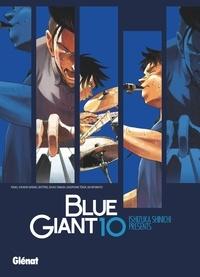 Shinichi Ishizuka - Blue Giant - Tome 10 - Tenor saxophone - Miyamoto Dai.