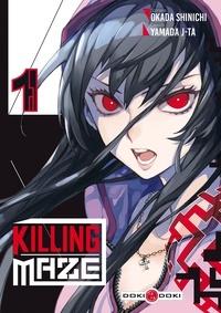 Shinichi Okada et J-Ta Yamada - Killing Maze Tome 1 : .