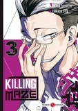 Shinichi Okada et J-Ta Yamada - Killing Maze Tome 3 : .