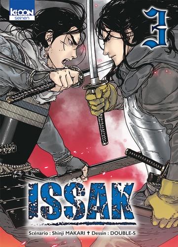 Shinji Makari et  Double-S - Issak Tome 3 : .