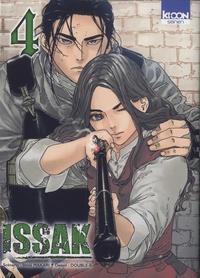 Shinji Makari et  Double-S - Issak Tome 4 : .
