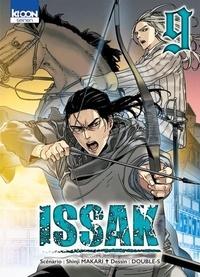 Shinji Makari et  Double-S - Issak Tome 9 : .