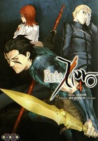 Shinjirô et Gen Urobuchi - Fate Zero Tome 4 : .
