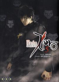 Shinjirô et Gen Urobuchi - Fate Zero Tome 5 : .