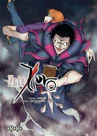 Shinjirô - Fate Zero Tome 7 : .