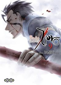 Shinjirô - Fate Zero Tome 9 : .