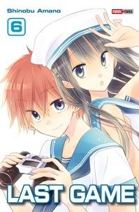 Shinobu Amano - Last game T06.