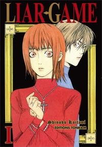 Shinobu Kaitani - Liar Game Tome 1 : .