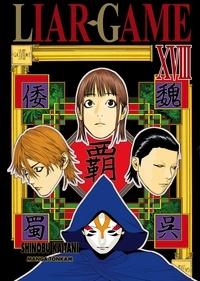 Shinobu Kaitani - Liar Game Tome 18 : .