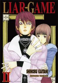 Shinobu Kaitani - Liar Game Tome 2 : .