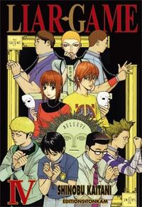 Shinobu Kaitani - Liar Game Tome 4 : .