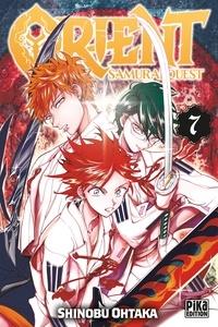 Shinobu Ohtaka - Orient - Samurai Quest T07.