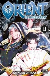 Shinobu Ohtaka - Orient - Samurai Quest T08.