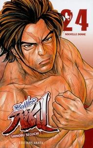 Shinobu Seguchi - Prisonnier Riku Tome 24 : Nouvelle donne.