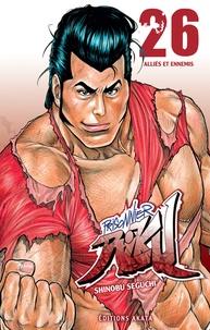 Shinobu Seguchi - Prisonnier Riku Tome 26 : Alliés et ennemis.