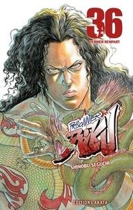 Shinobu Seguchi - Prisonnier Riku Tome 36 : Dernier rempart.