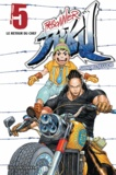 Shinobu Seguchi - Prisonnier Riku Tome 5 : Le retour du chef.