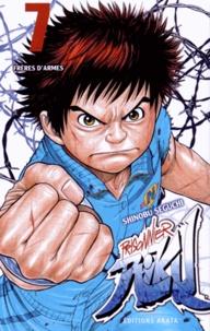 Shinobu Seguchi - Prisonnier Riku Tome 7 : Frères d'armes.
