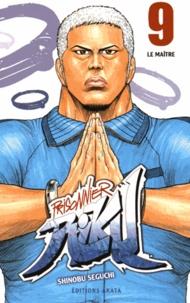 Shinobu Seguchi - Prisonnier Riku Tome 9 : Le Maître.