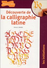 Shinta-S Zenker - Découverte de la calligraphie latine.