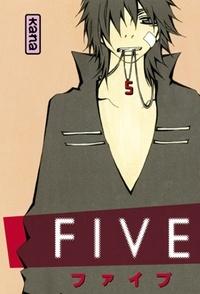 Shiori Furukawa - Five Tome 1 : .