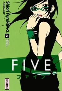 Shiori Furukawa - Five Tome 2 : .