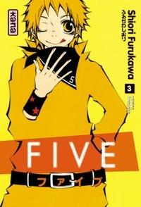 Shiori Furukawa - Five Tome 3 : .