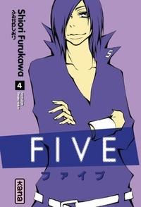 Shiori Furukawa - Five Tome 4 : .