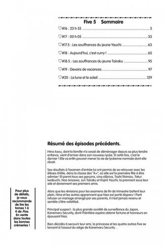 Five Tome 5