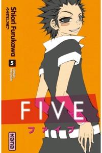 Shiori Furukawa - Five Tome 5 : .