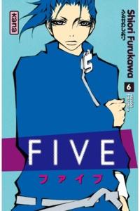 Shiori Furukawa - Five Tome 6 : .