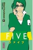 Shiori Furukawa - Five Tome 9 : .