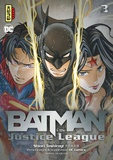 Shiori Teshirogi - Batman & the Justice League Tome 3 : .