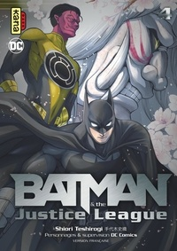 Rapidshare télécharger ebook shigley Batman & the Justice League Tome 4