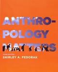 Shirley A. Fedorak - Anthropology Matters.