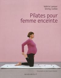 Shirley Coillot et Valérie Lamour - Pilates pour femme enceinte.