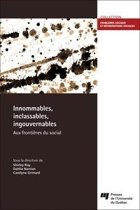 Innommables, inclassables, ingouvernables - Aux frontières du social.pdf