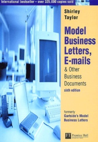 Histoiresdenlire.be Model Business Letters, E-mails - & other business documents, 6th Edition Image