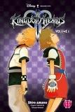 Shiro Amano - Kingdom Hearts II Intégrale Tome 1 : .