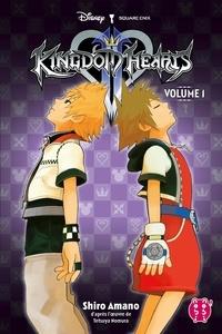 Livre audio gratuit téléchargement gratuit Kingdom Hearts II Intégrale Tome 1  par Shiro Amano