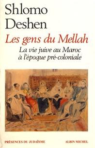Les gens du Mellah - La vie juive au Maroc à lépoque précoloniale.pdf