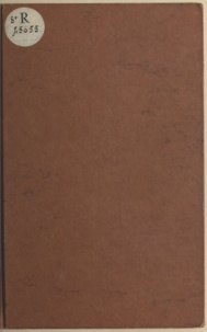 Shlomo Pinès - Études sur Awhad al-Zamân Abuʹl Barakât al-Baghdâdi.