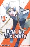Shô Aimoto - Kemono Incidents Tome 3 : .