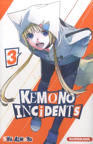 Kemono Incidents Tome 3