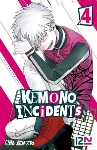 Shô Aimoto - Kemono Incidents Tome 4 : .